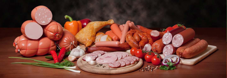 فرآورده های گوشتی